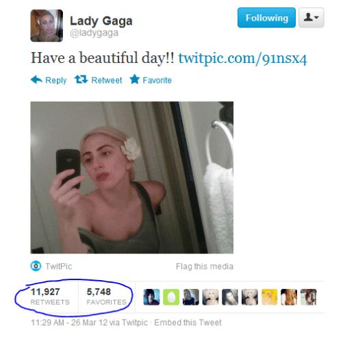 Lady Gaga, no makeup
