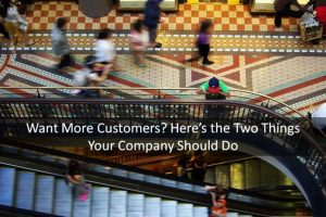 How your company can acquire new customers
