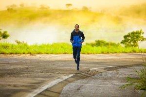 running getting nowhere