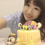 あかりん(佐藤朱)誕生日おめでとう♪(^ω^),AKB48 チーム8
