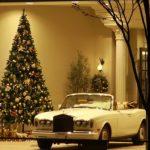 【南青山・東京】クリスマスツリーと外車たち,2018
