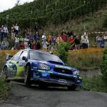 スバル インプレッサ WRC ラリーカー 2005年の写真集