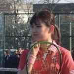 再生回数が1万回超え━━(゚∀゚)━━!! AKB48 チーム8~佐藤朱~テニス「エキシビションマッチ」亜細亜大学,2019