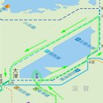 【JR 大回り】琵琶湖の周りを大回り、草津からぐるっと山科、そして京都 調べてみた