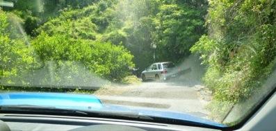 四国八十八ケ所巡り 35番 清滝寺 最高難易度 車と徒歩と両方、経験してみた