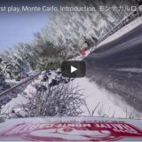~WRC 8, First play, Monte Carlo, Introduction, モンテカルロ,最初のプレイ, First day