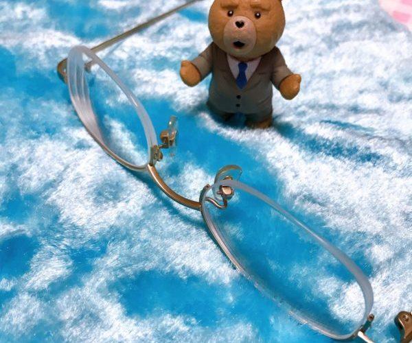 NIKONのレンズ、すごいクリア、メガネのレンズ交換してきた