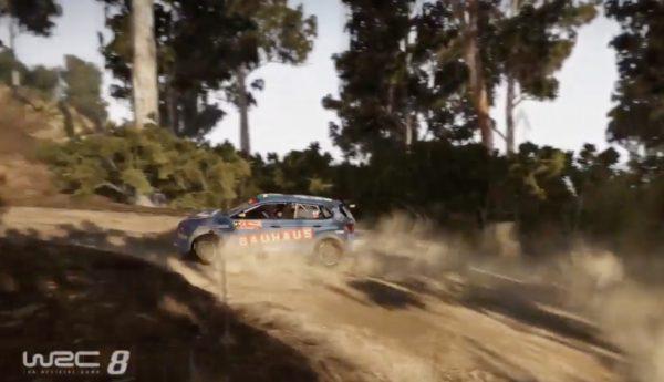 WRC8,シーズン,チリ,ポルトガル,Season,WRC,FIA,World Rally Championship