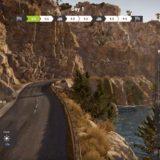 ツール・ド・コルス~めちゃ狭い~ターマック~フランス~WRC 8~PS4~トヨタ,ヤリス~tour de corse France WRC8 191122