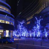 【写真】東京~ミッドタウン日比谷~イルミネーション 2019.12