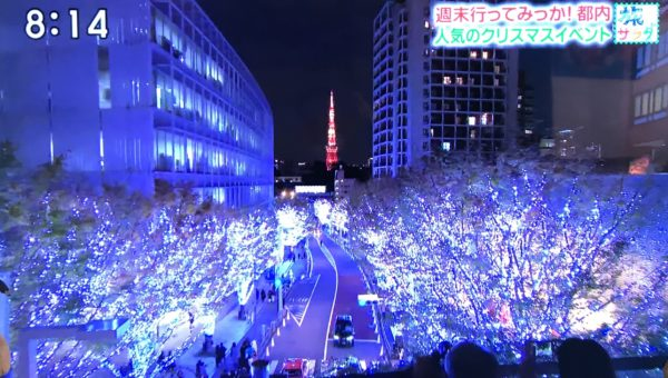 東京~2019年 クリスマスに行きたいところ