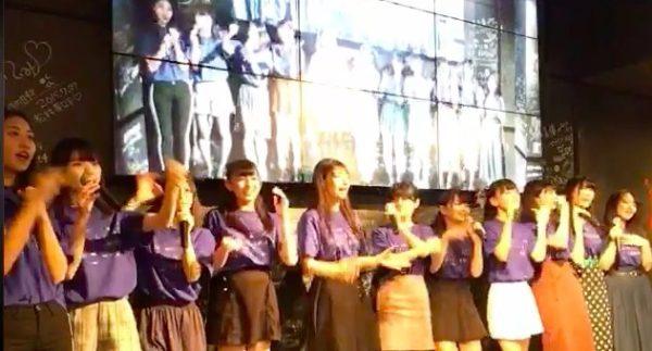 AKB48チーム8~新メンバー11名~お披露目イベント『 Eleven for Eight 〜新しい11つの素敵な街〜 』~showroom~2019/12/28