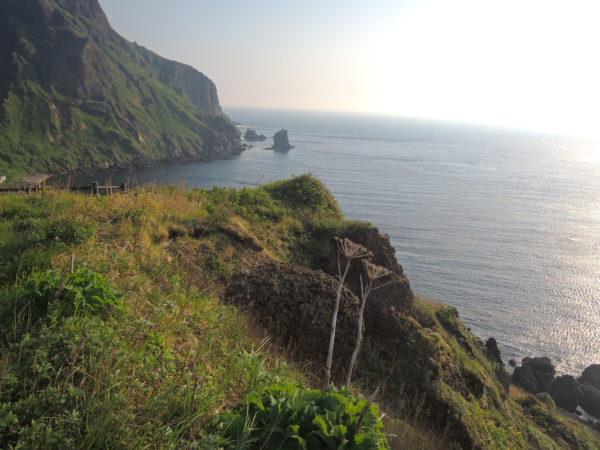 【礼文島~北海道】スコトン岬~桃岩~礼文空港~日本の最北限・日本の端っこ巡り