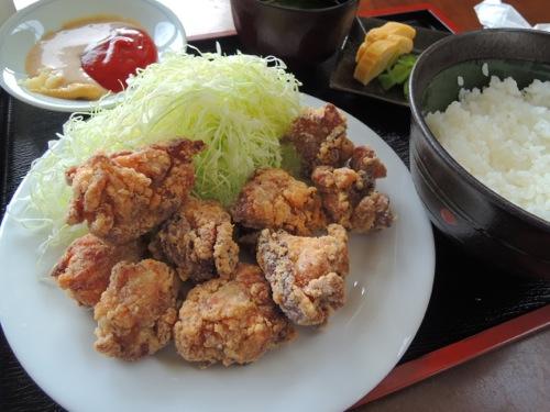 【温泉・北海道】ゆべつの湯【湯食夜】多種類風呂・初めて「ザンギ」を食べた。うまっ❤️2014年6月