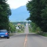 【絶景ドライブ 100選 番外】天に続く道の前座 16kmの直線 1000号線 北海道 斜里郡
