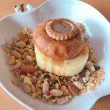 【グラノラ アレンジ】丸いものづくし笑 グラノラとナッツの朝ごはん