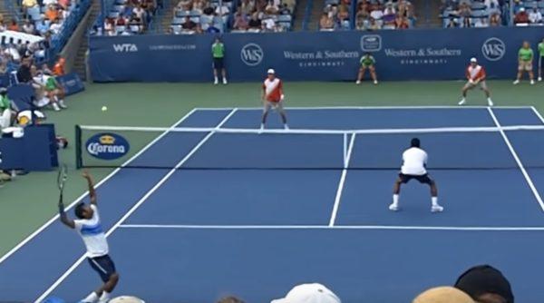 【テニス】こちらサーブで40-30のときの戦術