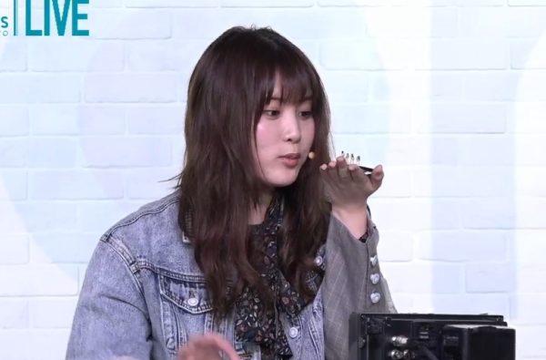 【AKB48】岡部麟のミニチュアと2ショットが撮れる スモールワールズTOKYO 東京 有明