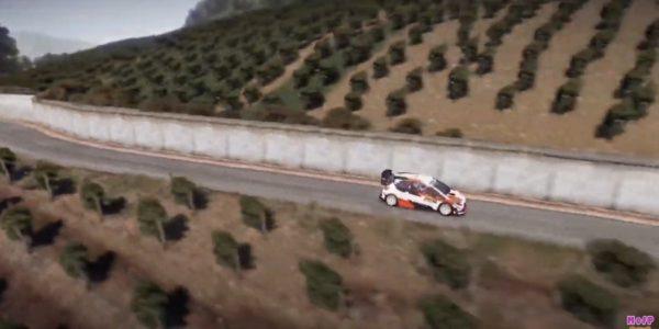 WRC 9 ドイツのセッティング ほぼコレに決まり的な ヤリス Moselland 攻略