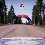 WRC 9 フィンランド Pihlajakoskii ヤリス セッティングと走行