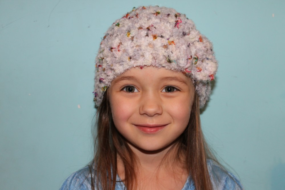 Handmade Day #2: The Snowball Hat and The Marigold Hat
