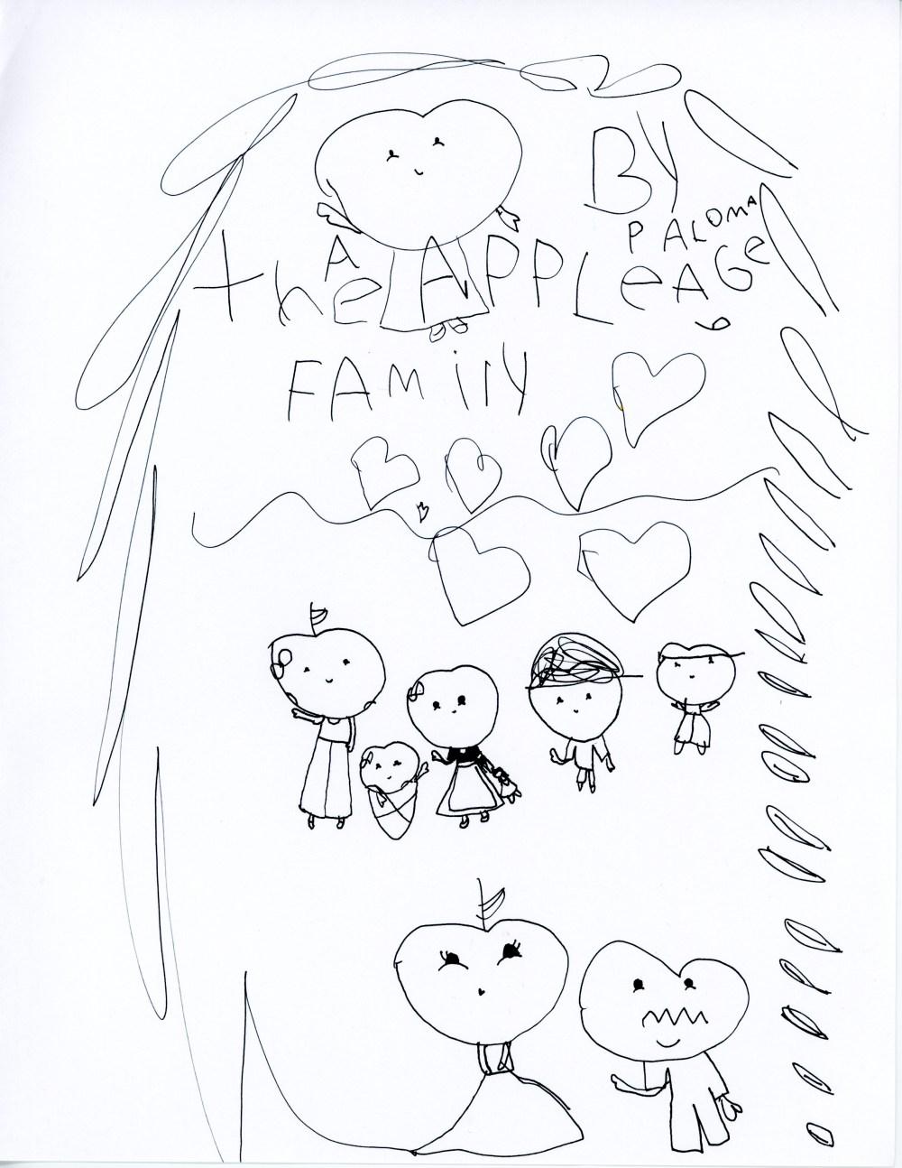Apple Family by Paloma jpg