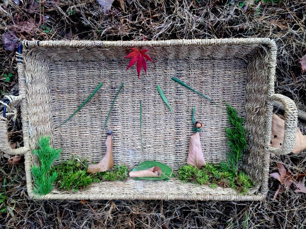 found object nativity 3