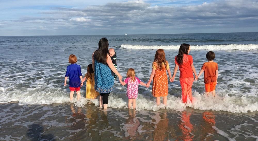 loss, mourning, ocean, mackenzie chester, family