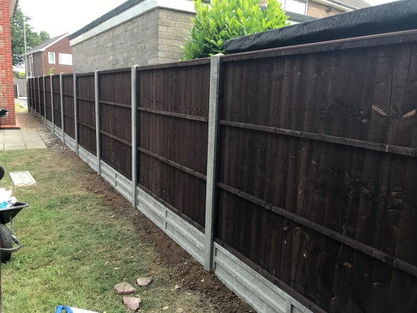 fencing emsworth