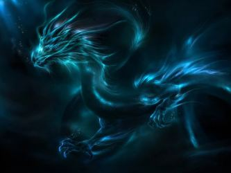 dragon lightning hd wallpapers dragons fire cool anime background fantasy label sky