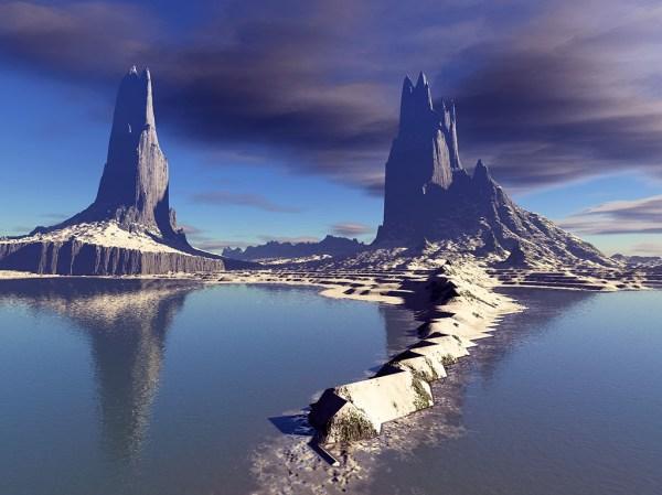 climate change mackenzie's dragon's