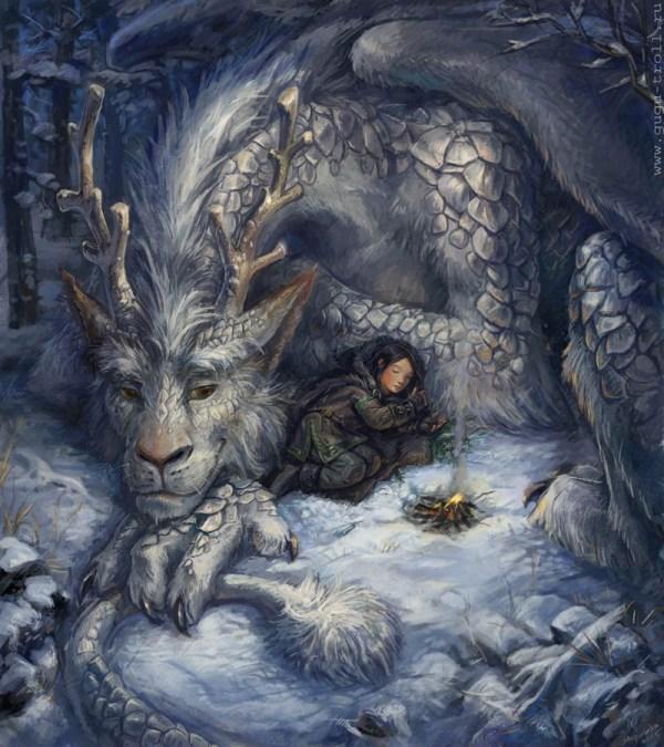 Climate Change Mackenzie' Dragon' Nest