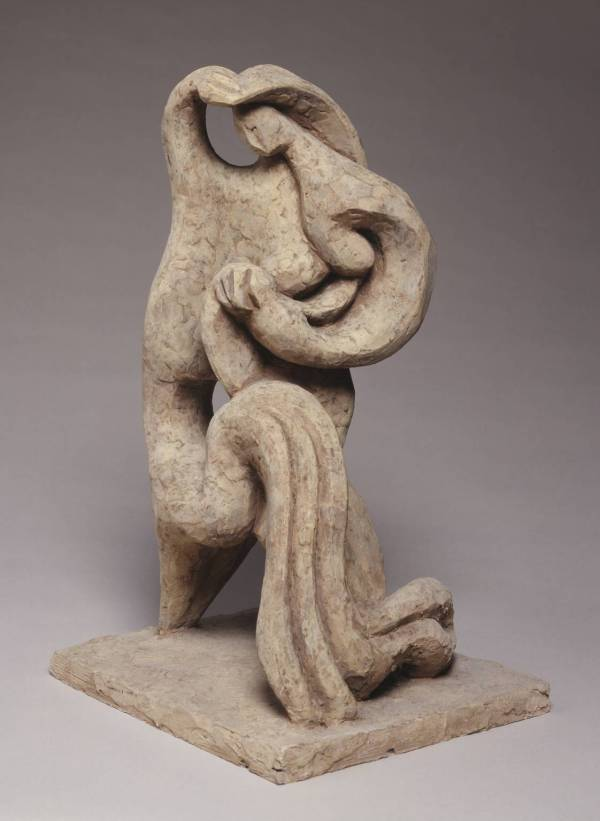 Jacques Lipchitz Mother and Child