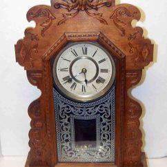 Kitchen Wall Clock Retro Sets Antique Mantel Clocks - Mackey's ...