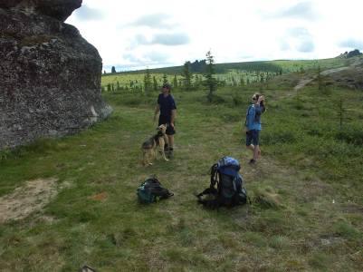 Granite Tours hike