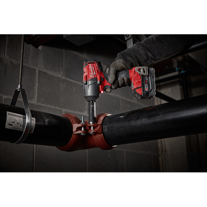 """M18 FUEL™ 1/2"""" Mid-Torque Impact Wrench with Pin Detent"""