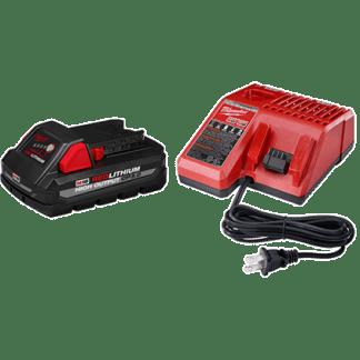 M18™ REDLITHIUM HIGH OUTPUT™ CP3.0 Starter Kit
