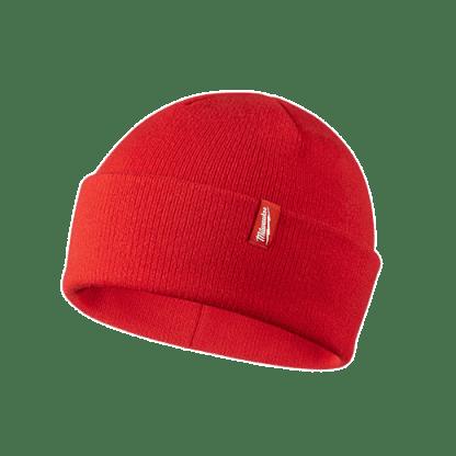 Cufffed Beanie - Red