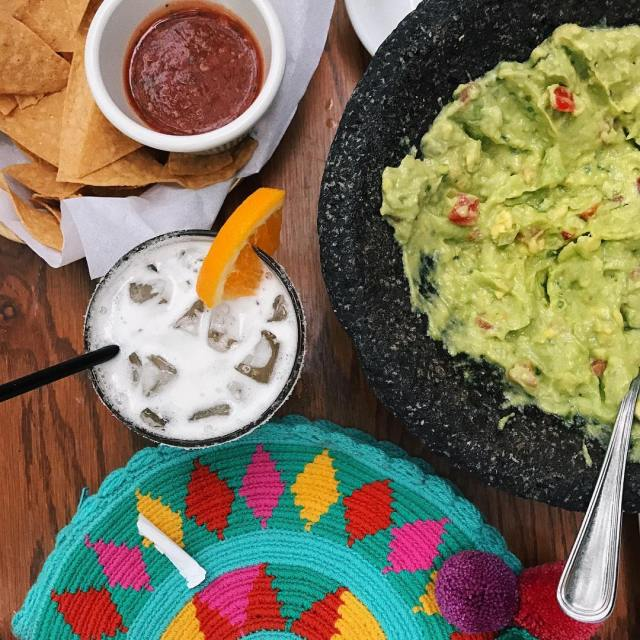 A very thirsty thursday thnx to the spiciest guacamole Ivehellip