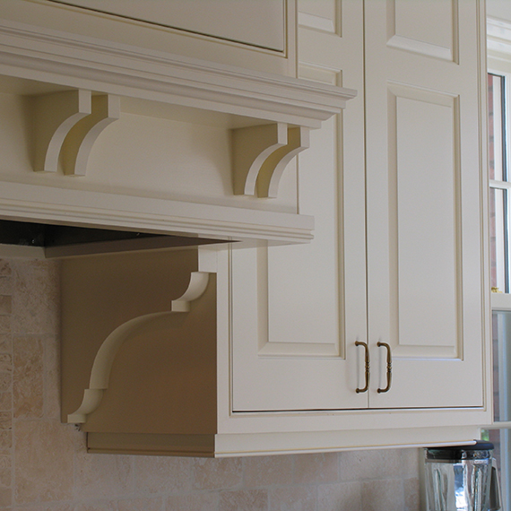 Kitchen Stove Hood