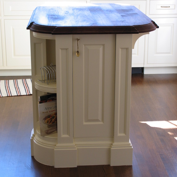 Kitchen Island Cabinet Toronto MacKneson Design Inc