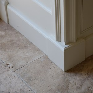 Floor Cabinet detail France MacKneson Design Inc