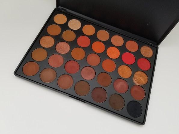 Morphe 3502 Second Nature Eyeshadow Palette