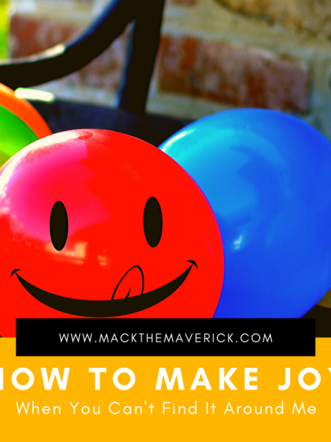 smiling joy balloons mack the maverick