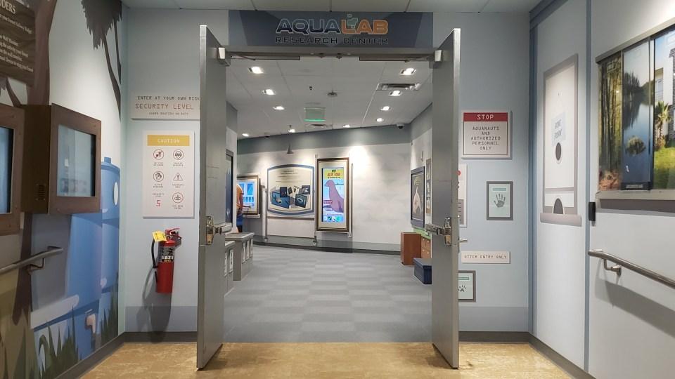 Georgia Aquarium Aqua Lab