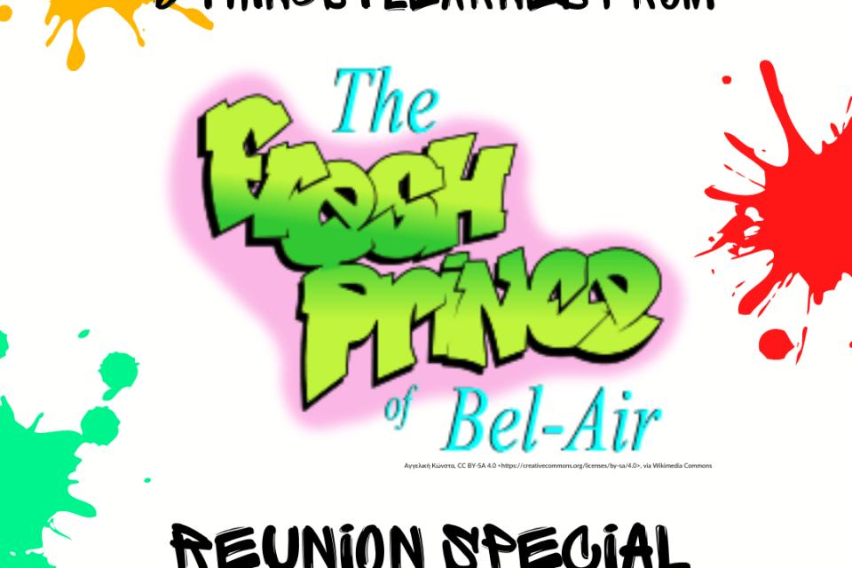 Fresh Prince of Bel-Air Reunion