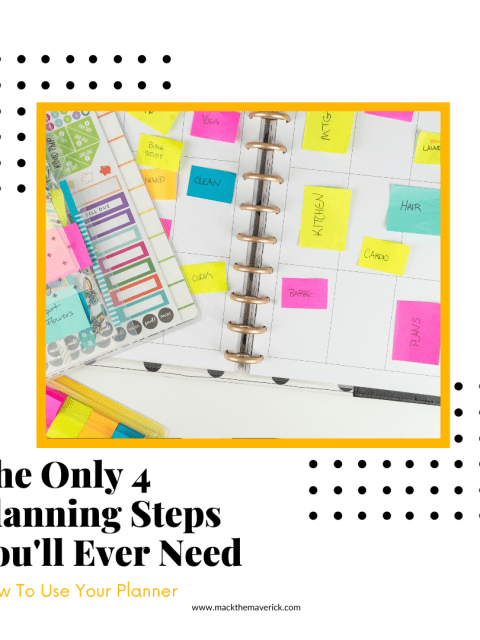 planner post it method