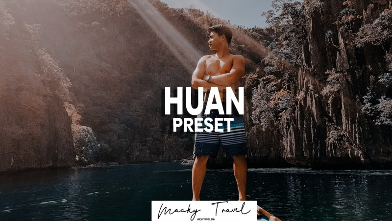huan presets lightroom dng xmp