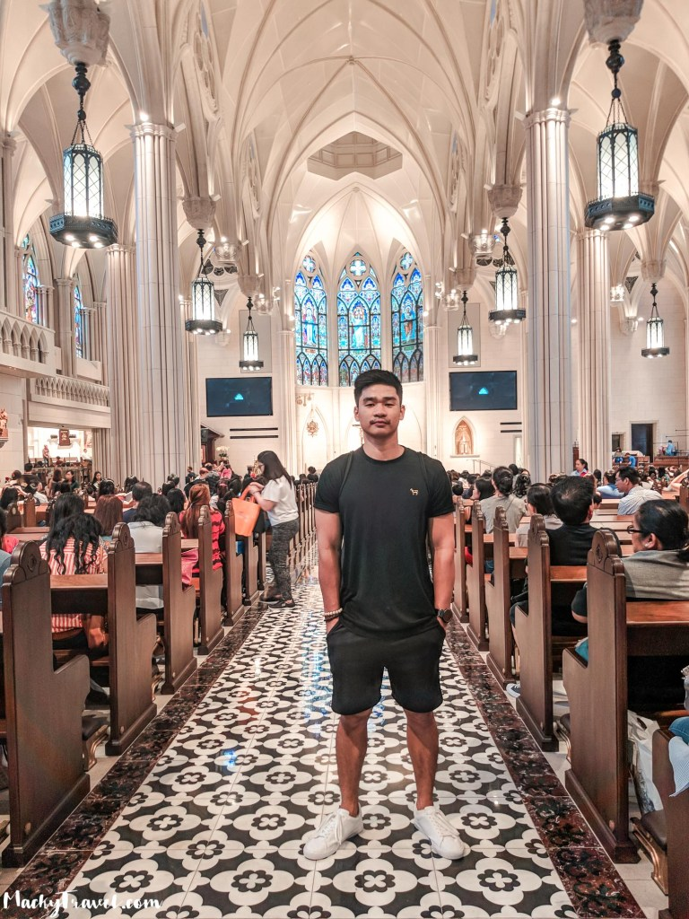 novena church singapore