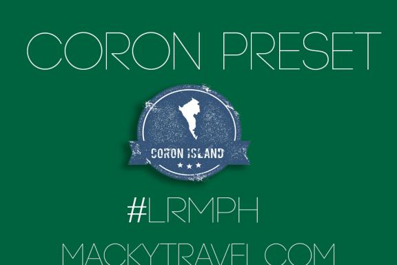 coron presets